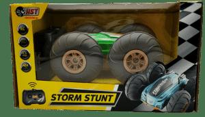 HST - מכונית פעלולים STORM STUNT על שלט