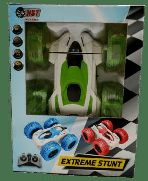 HST - מכונית פעלולים EXTREME STUN על שלט