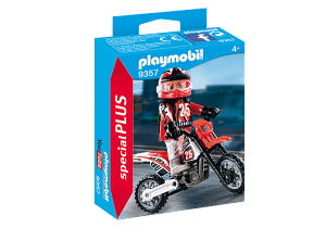 פליימוביל - אופנוען מוטוקרוס 9357