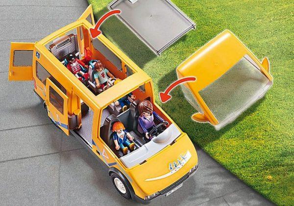 פליימוביל - רכב הסעות לבית הספר 9419