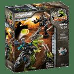 48661פליימוביל – הרפתקות הדינוזאורים: טירקס – 70624