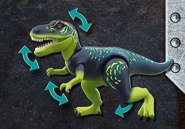 פליימוביל - הרפתקות הדינוזאורים: טירקס - 70624