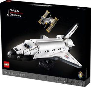 """לגו דיסקברי - מעבורת החלל של נאס""""א 10283"""