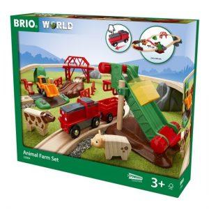 בריו ערכת בניה עם הקלטה 34592 BRIO