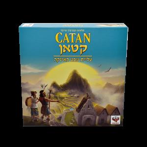 המתיישבים של קטאן - עליית שבט האינקה