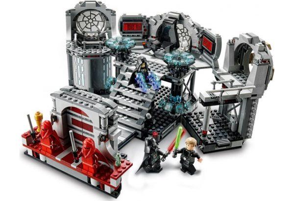 לגו מלחמת הכוכבים - הקרב הסופי על כוכב המוות 75291