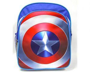 תיק גן - קפטן אמריקה