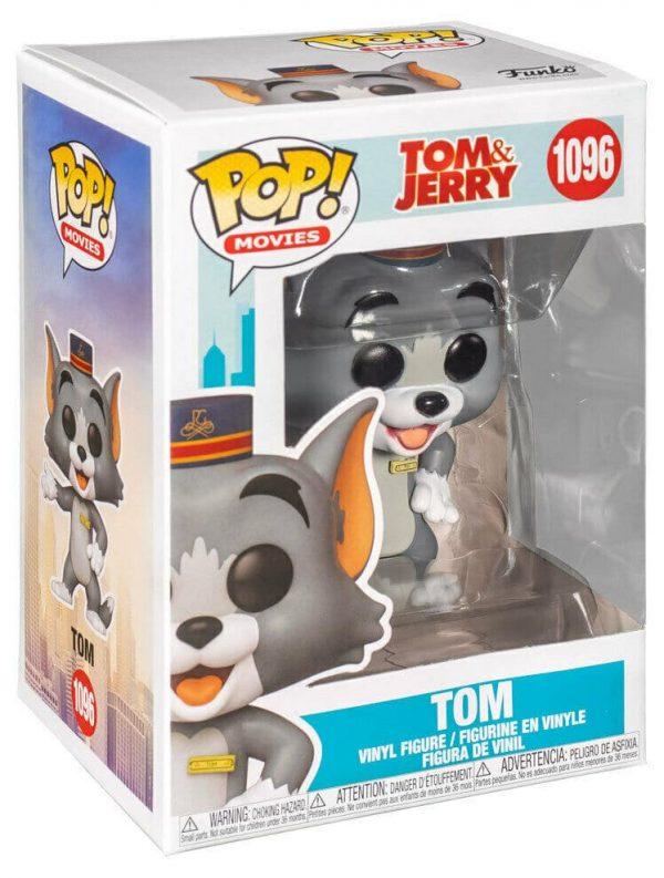 בובת פופ - טום וג'רי - טום עם כובע