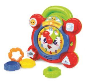 WinFun - שעון משעשע שלי - השחלת צורות
