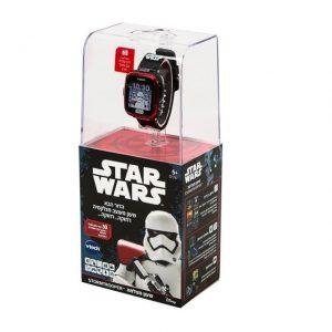 Vtech - שעון חכם עם מצלמה - מלחמת הכוכבים