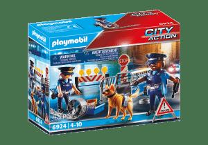 פליימוביל - שוטרת על סגוואי 6877