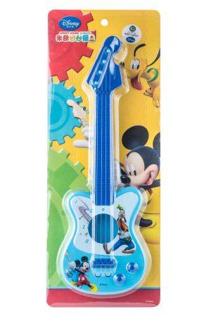 גיטרה עם 4 מיתרים לילדים - מיקי וחברים