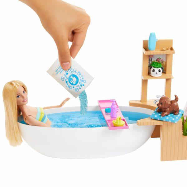 ברבי - מארז אמבטיה מפנקת