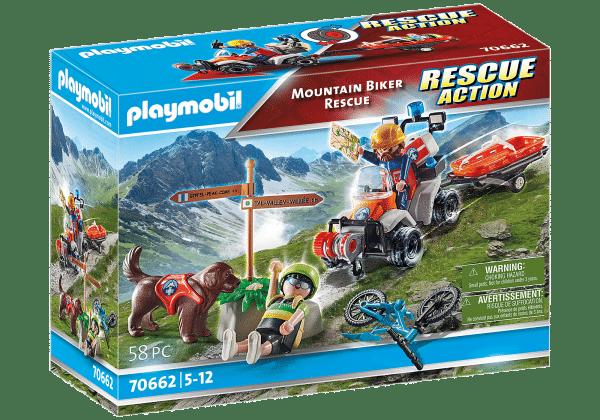 פליימוביל - אופנוע חילוץ הררי 70662