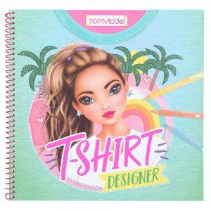 טופ מודל - חוברת עיצוב T-Shirt